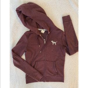 Victoria's Secret Zip up hoodie